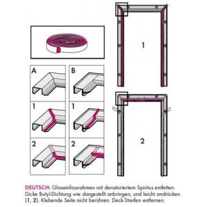 velux kitband artikel 102025. Black Bedroom Furniture Sets. Home Design Ideas
