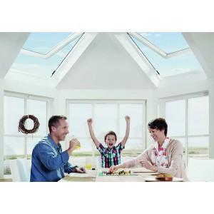 roto ri8 elektrisch uitzetvenster 9 16 94x160cm kunststof wit. Black Bedroom Furniture Sets. Home Design Ideas
