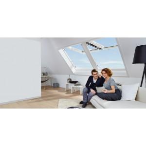 roto ri8 elektrisch uitzetvenster 9 18 94x180cm kunststof wit. Black Bedroom Furniture Sets. Home Design Ideas