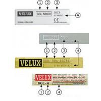 Verduisterend rolgordijn Velux PK08 - P08 - 408 94x140cm