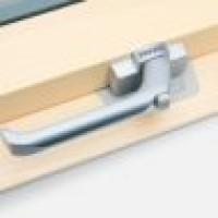 FAKRO FTP-V P2 Secure 11 114x140cm tuimelvenster hout Politiekeurmerk